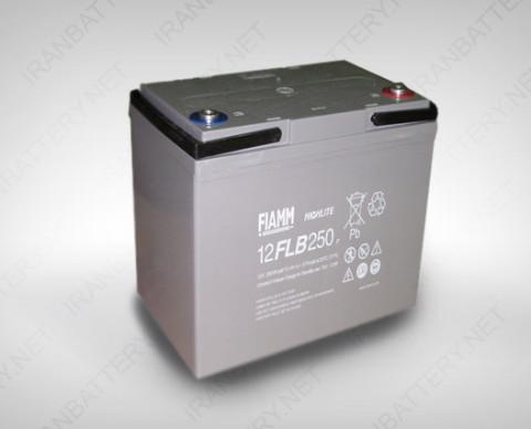 باتری یوپی اس فیام 12FLB250