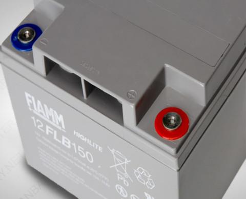 باتری یو پی اس 12flb450
