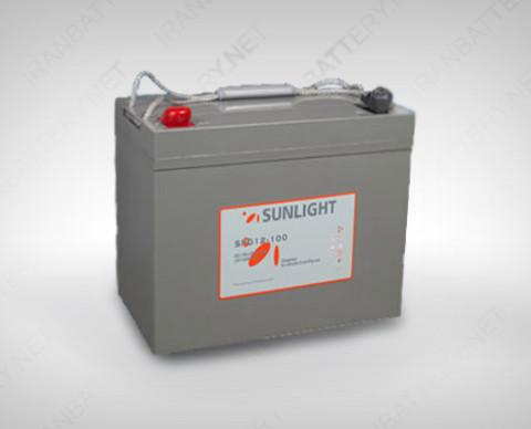 باتری یو پی اس سان لایت spg-12-100