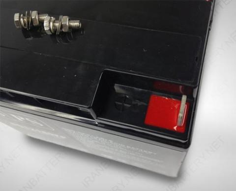 باتری یو پی اس LCR12V17