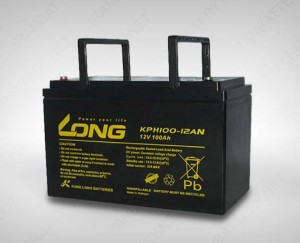 باتری یو پی اس لانگ LONG KPH100-12AN