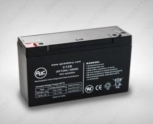 باتری یو پی اس پاناسونیک LCR6V12