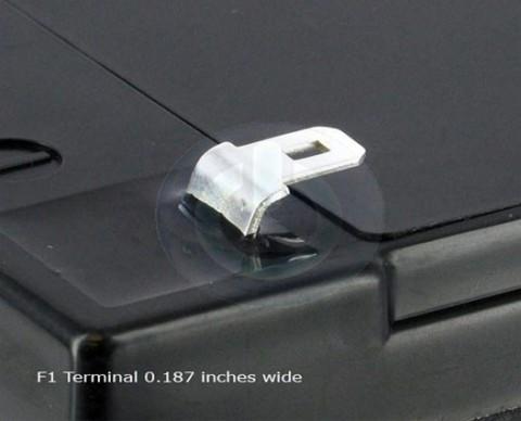 باتری یوپی اس لانگ wp7.2-12