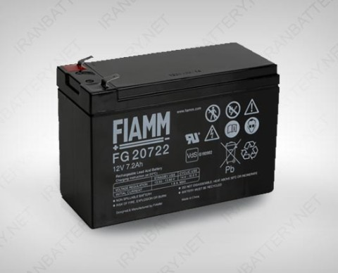 باتری یو پی اس FG20721
