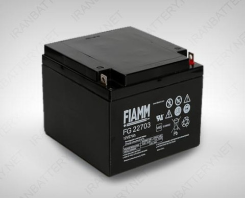 باتری یو پی اس FG22703