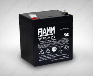 باتری یو پی اس Fiamm 12FGH23