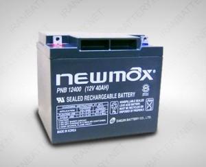 باطری یو پی اس NEWMAX PNB 12400
