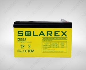 باتری یو پی اس سولارکس