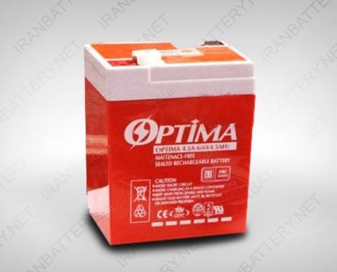 باتری یو پی اس اپتیما