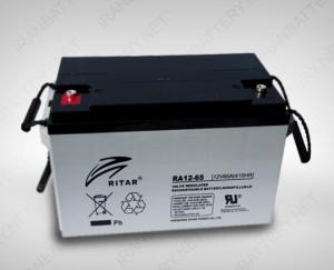 باتری یو پی اس ریتار RA12-65