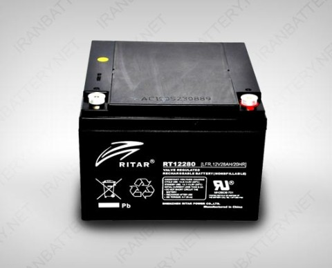 باتری یو پی اس RITAR RT 12280