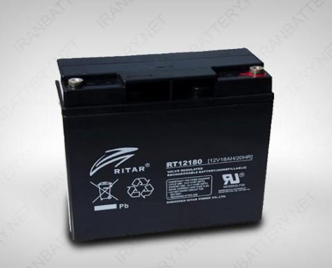 باتری یو پی اس ریتار RT12180