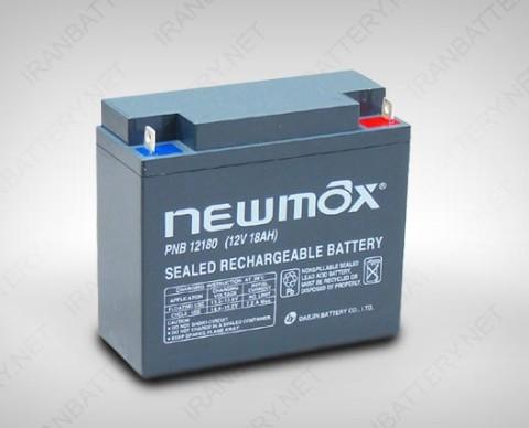 باتری یو پی اس نیومکس PNB12180