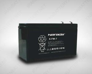 باتری یو پی اس نارادا 6-FM-7