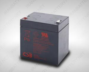 باتری یو پی اس CSB GP 1245