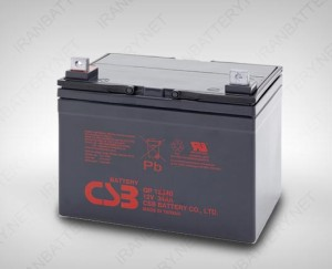 باطری یوپی اس CSB GP 12340
