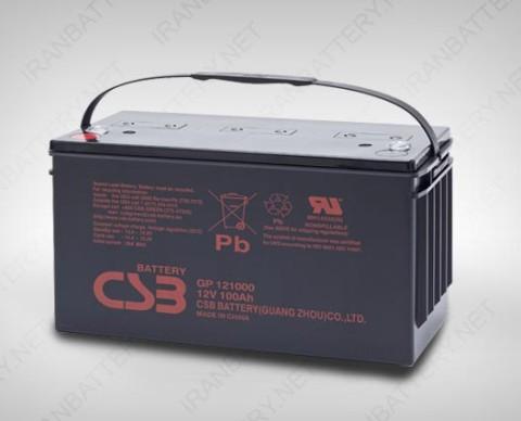 باتری یوپی اس CSB GP 12100