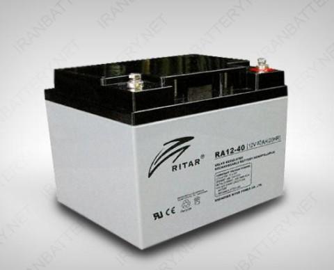 باتری یو پی اس ریتار RA12-40