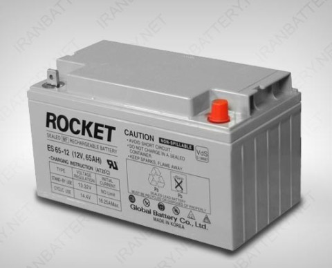 باتری یو پی اس Rocket